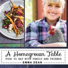 A Homegrown Table by Emma Dean