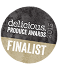 delicious produce award winner 2015